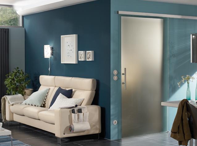 Glazen badkamer deur | Laat u glazen deur plaatsen door Buys Glas