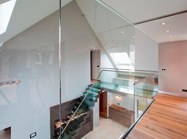 Glazen Vloer Huis : Glazen muur in uw huis of bedrijfspand buys glas